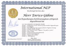 Hypnose in Sachsen - Mein Hypnosestudio - Dresden- Freital - Enrico Gühne
