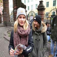 """Nos """"zorgas"""" : Gwendoline & Astride"""