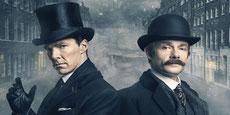 Sherlock, série télévisée de la BBC