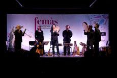 De Sevilla a Asis / Femas 2014 / Archivo fotográfico Femas
