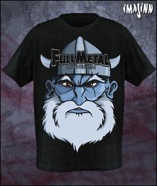 Imajinn Shirtdesign FULLMETAL Osthessen