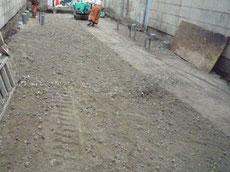 地盤改良工事3