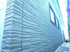 台東区のサイディングの施工画像2