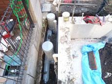 屋外給排水工事画像2