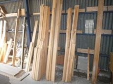 造作材の加工1