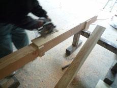 杉の造作加工2