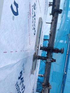 透湿防水シート2