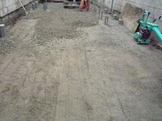 地盤改良工事4