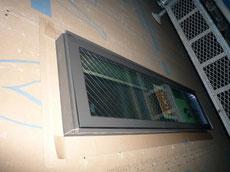 サッシ廻りの防水テープの施工画像2
