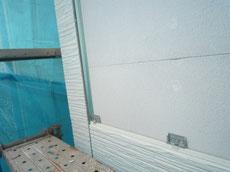 耐火外壁にサイディング施工2