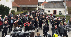 Motorradweihe Bettbrunn 2015