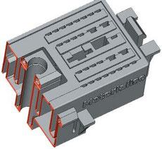 3D Modelle reparieren Software Materialise Magics RP