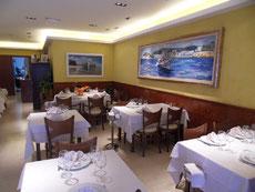 alquiler de vacaciones en Tossa de Mar, Restaurante Las Rías, donde comer en Tossa de Mar