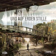 CD Cover Und auf Erden Stille - Staffel 1