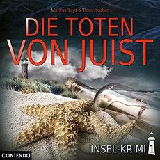 CD Cover Die Toten von Juist