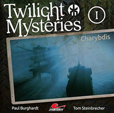 CD Cover Twilight Mysteries 1