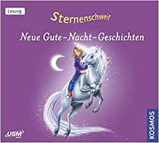 CD Cover Sternenschweif Gute-Nacht-Geschichten