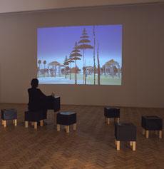 VR commission for Camden Arts Centre