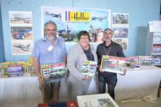 La société HELLER présente à Saint-Brieuc - Kit Expo