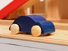 Holzspielzeug-Beck Fahrzeug Beetle