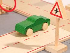 Holzspielzeug-Beck Fahrzeug PKW