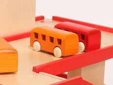 Holzspielzeug-Beck Bus