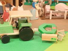 Holzspielzeug-Beck Heuwender
