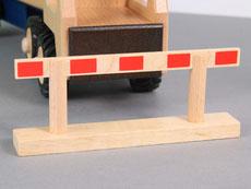 Holzspielzeug-Beck Absperrung für Baustelle