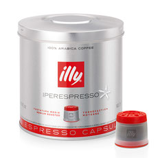 illy Espresso N-Röstung Kapseln