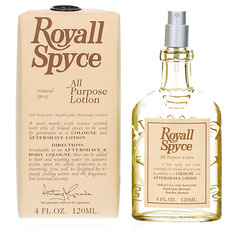 Royall Spyce All Purpose Lotion 60ml, 120ml, 240ml