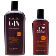 American Crew Daily Shampoo 250ml und 1000ml