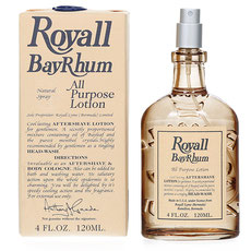 Royall Bay Rhum All Purpose Lotion 60ml, 120ml, 240ml