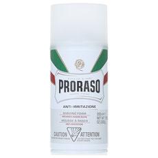 Proraso Shaving Foam White Sensitive 50ml und 300ml