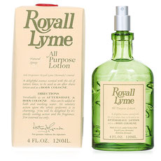 Royall Lyme All Purpose Lotion 60ml, 120ml, 240ml