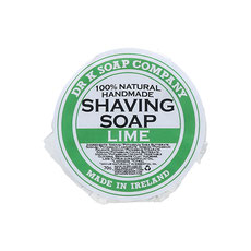 Dr.K Shaving Soap Lime 70g