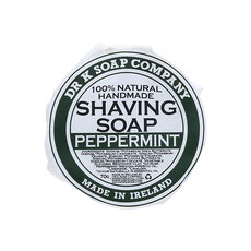 Dr.K Shaving Soap Peppermint 70g