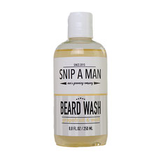 Snip a Man Beard Wash Grapefruit & Mint 250ml