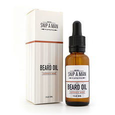 Snip a Man Beard Oil Cashmere Wood 30ml
