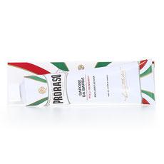 Proraso Shaving Cream White Sensitive Tube 150ml