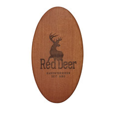 Red Deer Bartbürste