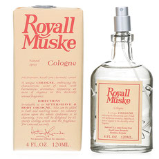Royall Muske Cologne 60ml, 120ml, 240ml