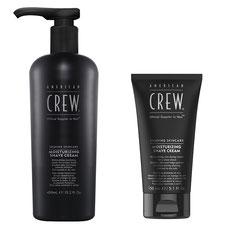 American Crew SSC Moisturizing Shave Cream 150ml und 450ml