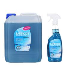 Barbicide Desinfektions-Spray 1000ml und 5000ml