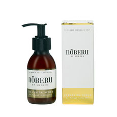 Noberu Cleansing Scrub 125ml - Mild Amber-Lime