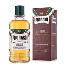 Proraso Professional Aftershave Lotion Nourish Sandalwood 400ml