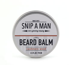 Snip a Man Beard Balm Cashmere Wood 70g