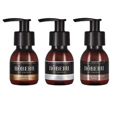 Noberu Bartöl Feather 60ml - Sandalwood, Amber-Lime, Amalfi