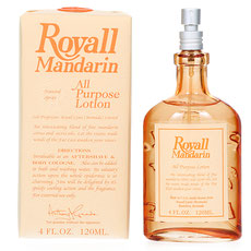 Royall Mandarin All Purpose Lotion 60ml, 120ml, 240ml