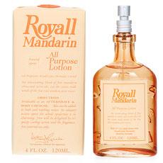 Royall Mandarin All Purpose Lotion 60ml, 120ml, 240ml