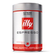 illy Espresso N-Röstung Gemahlen